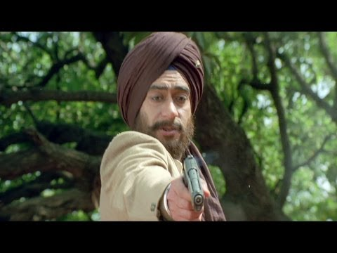 Assassination Of British Official Saunder - The Legend Of Bhagat Singh Scene | Ajay Devgan