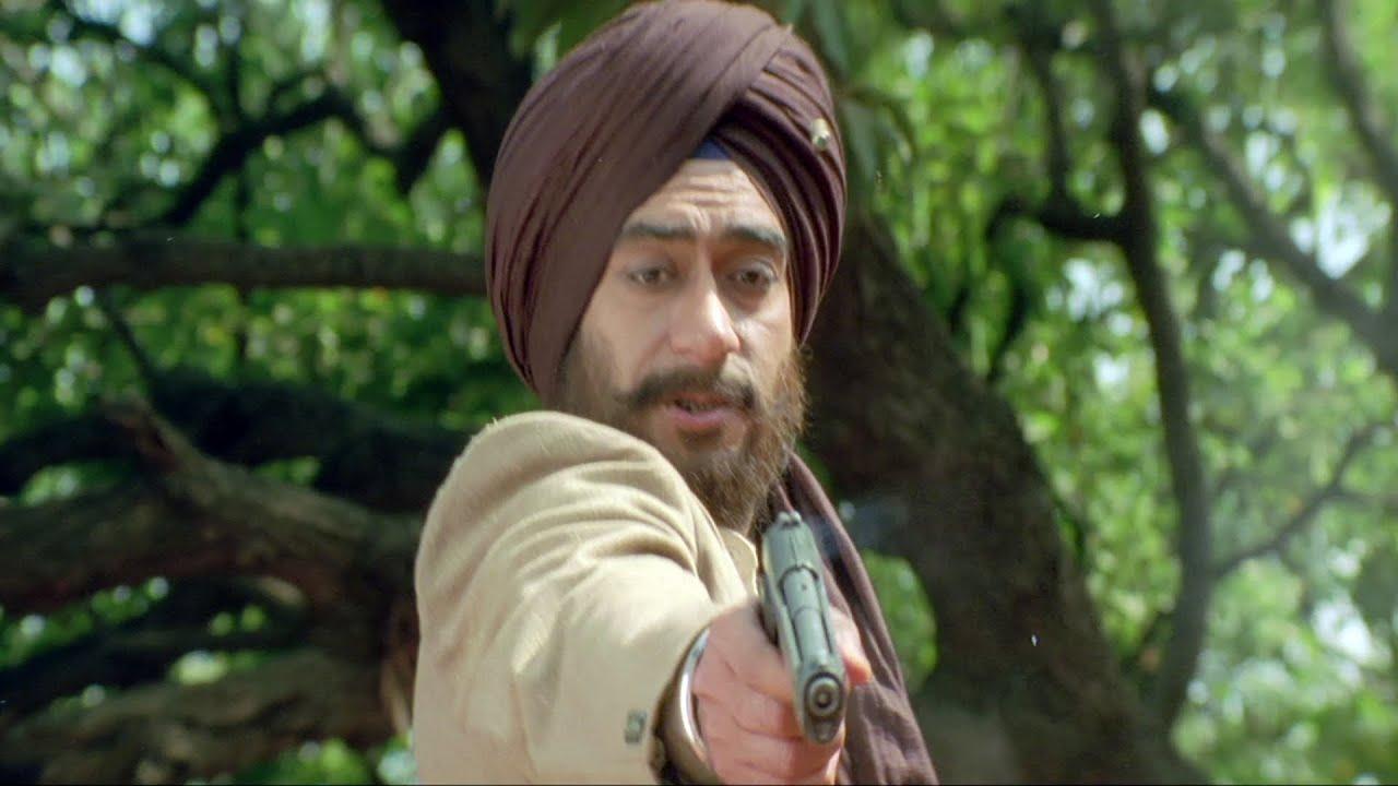 Download Assassination of British Official Saunder - The Legend Of Bhagat Singh Scene | Ajay Devgan