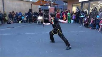 Nouvel An Chinois a Neuchâtel - 2020 - Chin Woo Affoltern Kung Fu Show
