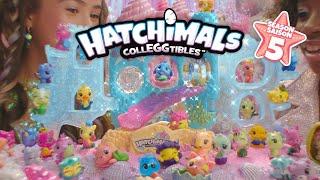 Hatchimals CollEGGtibles | New Season 5 | :30 Coral Castle Commercial