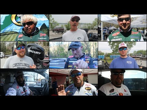 TOP ADVICE FROM 40 PROFESSIONAL BASS FISHERMEN IF YOU WANT TO GO PRO