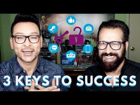 3 Keys to Building a Successful Makeup Artist Career and Business | mathias4makeup
