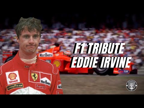 F1 Tribute Eddie Irvine