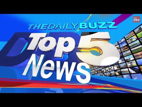 Top 5 News Tuesday January 13, 2015