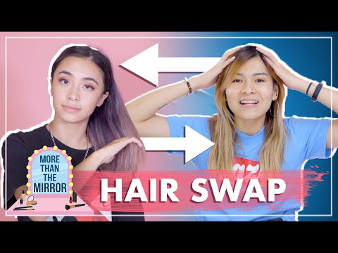 We Swapped Hair Care Products For A Week thumbnail
