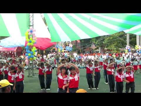 FH - Múa dân vũ Chu Chu Wa