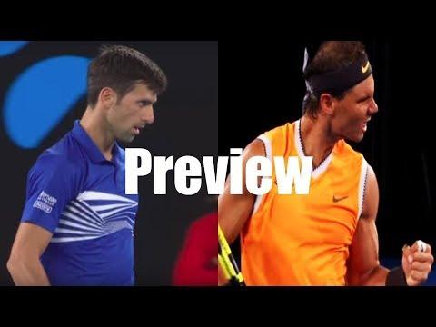 Novak Djokovic vs. Rafael Nadal | Final Preview Aussie 2019