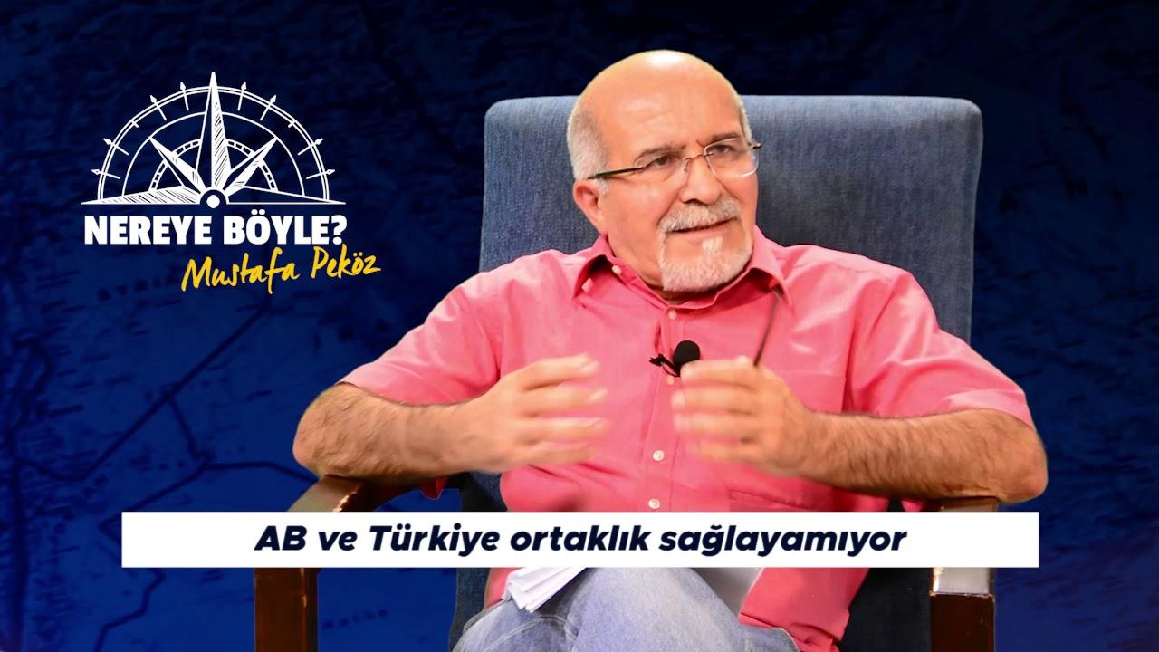 AB'nin Türkiye için turizm kapıları neden açılmıyor? | Nereye Böyle - Mustafa Peköz