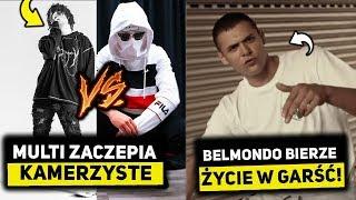 MULTI ZACZEPIA KAMERZYSTE , FILIPEK vs SOBOTA NA FAME MMA , BELMONDO BIERZE SIĘ W GARŚĆ