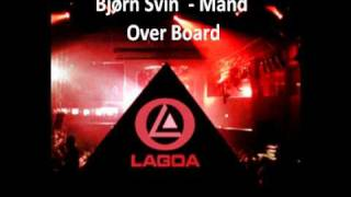Bjørn Svin  - Mand Over Board