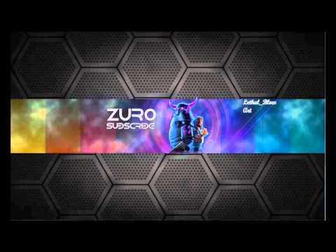 Clash of clans Youtube banner (Zuro)