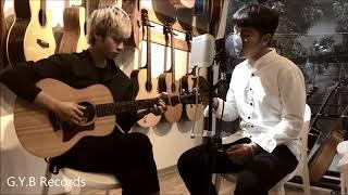 Ngắm Hoa Lệ Rơi (Acoustic Cover) | Ryuu ft. August Gây sốt cộng đồng cmn mạng T_T