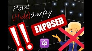 THE TRUTH about Hotel Hideaway..... Conspiracy Theories - Peyton HH