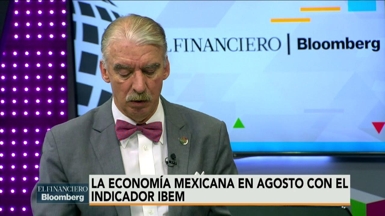 Hay buenas noticias para la economía mexicana en el mes de agosto: Bursamétrica