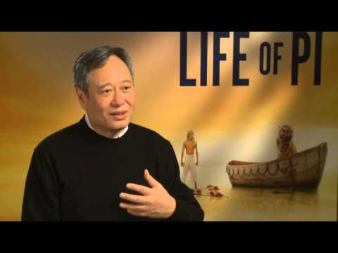 Interview With Life Of Pi Director Ang Lee