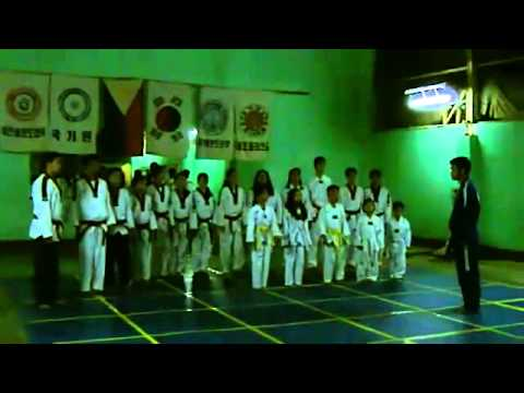 Quikfit Taekwondo, MASTER BO BRIAN ABEJUELA