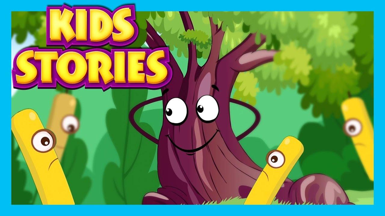 kids stories the oak tree u0026 more kids short stories in english