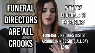Complaining About Complaints in the Funeral Industry | Little Miss Funeral
