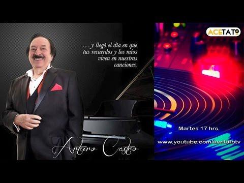 MAESTRO ARTURO CASTRO EN ACETATO TV