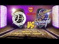 Formosa Dreamers VS CLS Knights Indonesia | ABL 2017 - 2018