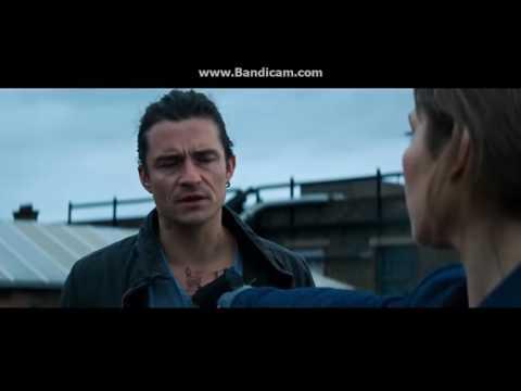 UNLOCKED - Official Trailer (2017) Noomi Rapace, Orlando Bloom Action Movie HD