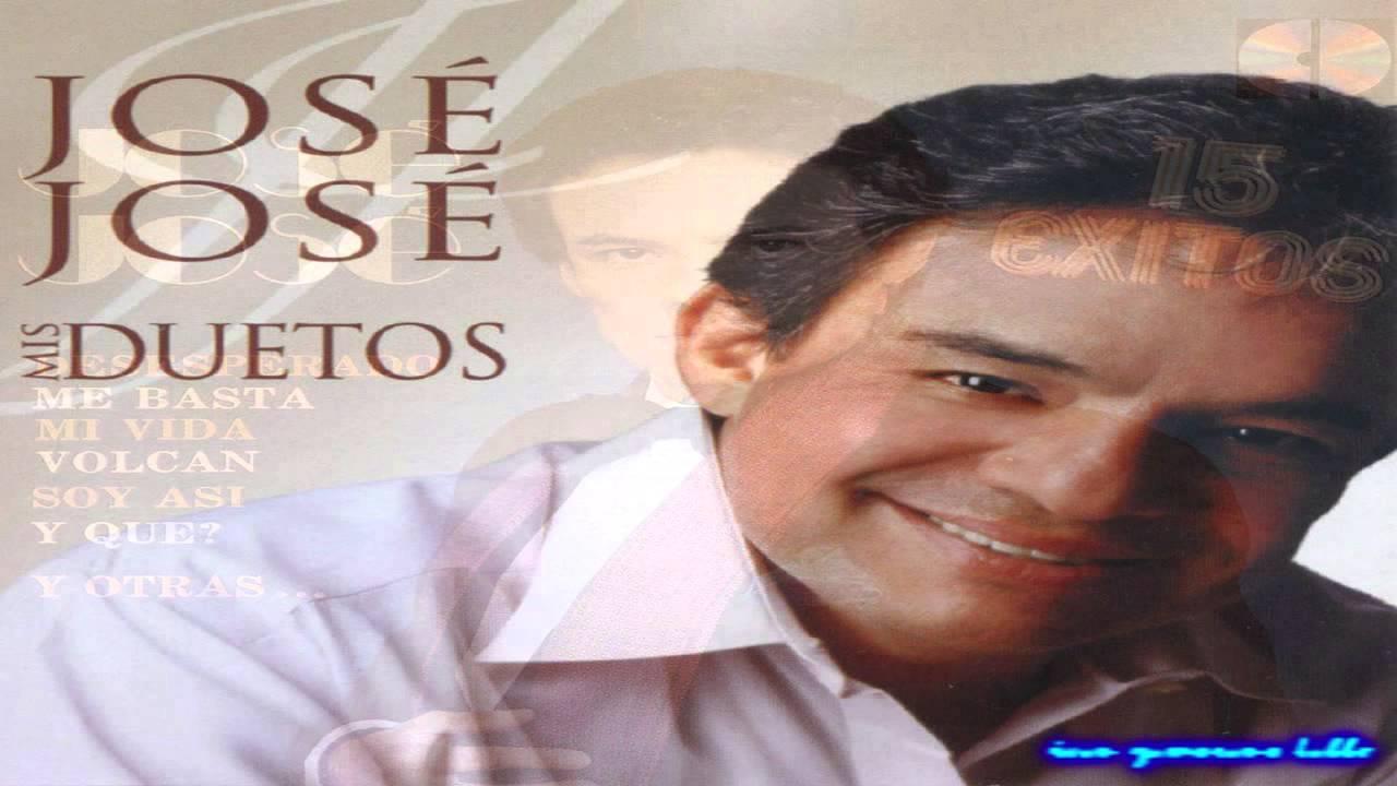 Jose Jose El Triste Youtube