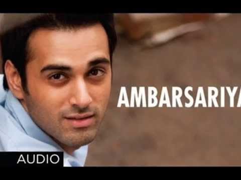 lyrics of #ambarsariya from #fukrey movie - YouTube
