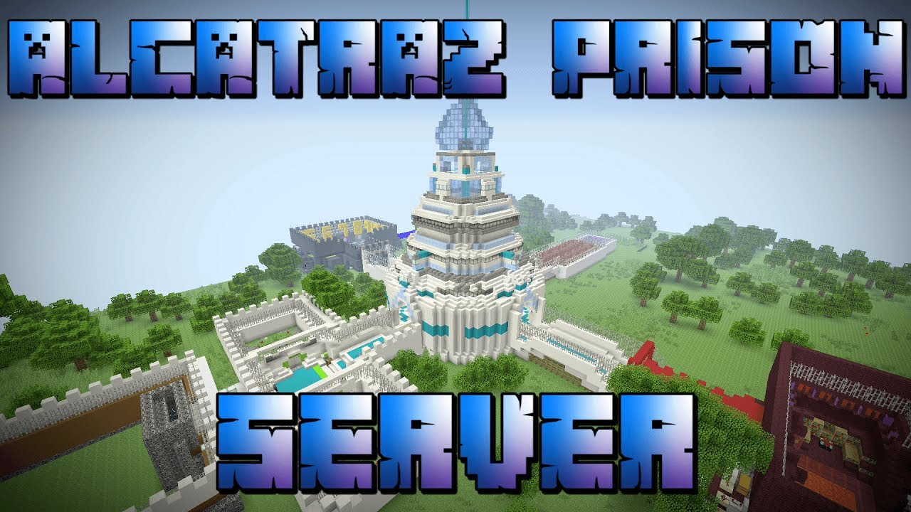 how to make a minecraft prison server