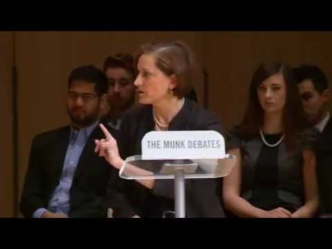 Munk Debates, April 11, 2015, The West vs. Russia (Posner, Kasparov) part2