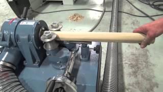 00003 Oliver Model FS60 Dowel Rod Milling Machine