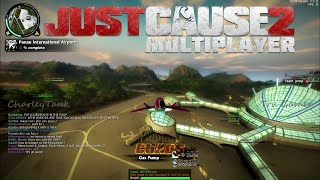 Just Cause 2 Multiplayer Beta