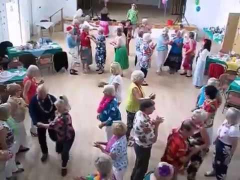 Hawaiian Barn Dance 2015