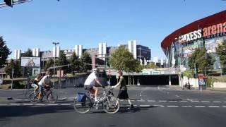 Кёльн. Экологическая зона.(Сегодня я еду в город Кёльн. По дороге в Кёльн, я рассказываю о экологических зонах в Германии. В Германии..., 2016-09-04T00:21:32.000Z)