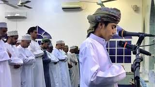 Usama Zehri - Leading Taraweeh in Oman Ramadan 2018 | حافظ قاری اسامہ زہری