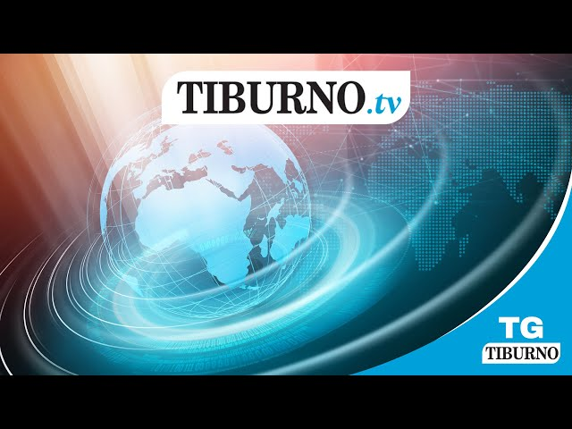 TG TIBURNO #186 - Diretta del 22.07.2021