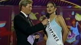Miriam Quiambao - Miss Universe 1999 1st Runner Up