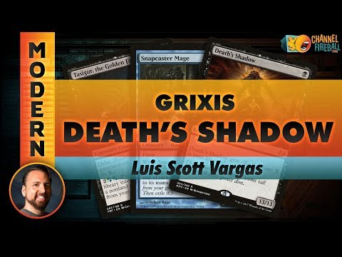 Channel LSV  Modern Death's Shadow Deck Tech & Matches