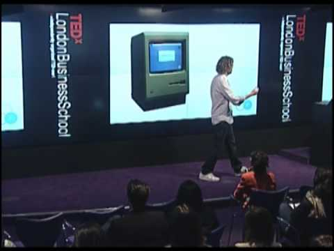 TEDxLondonBusinessSchool - Tom Hulme - How Disruptors are Designing for the Future