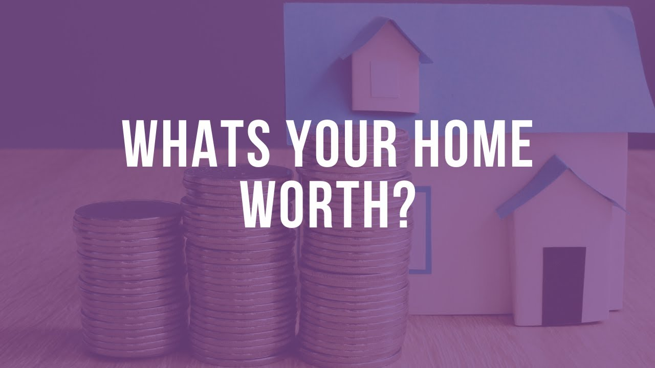 5 How do you determine what your house is worth