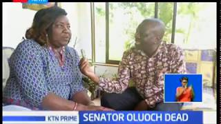 The political journey of the late Migori senator Ben Oluoch