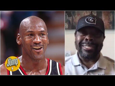 Michael Jordan still trash-talks me to this day - Patrick Ewing   The Jump
