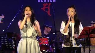 2017.11.18新中野弁天で行われた【FUN&JOY of music】に出演した《今似...