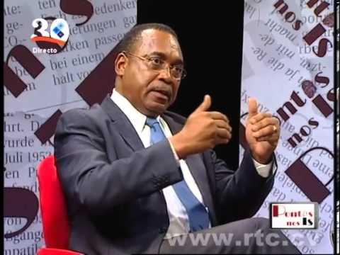 Pontos nos Is   A Política Externa de Cabo Verde 1.
