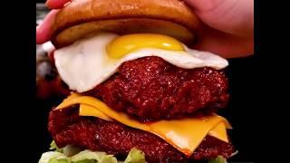 [Cookat Việt Nam] Burger Gà Cay