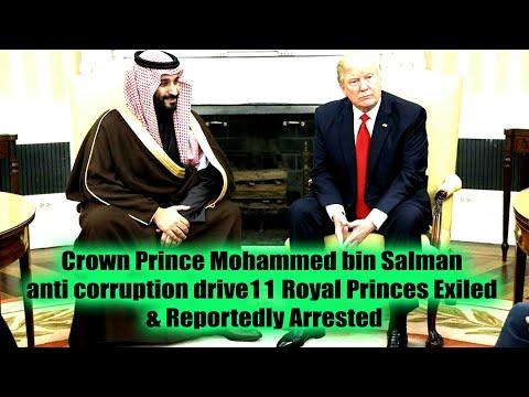 Senior Saudi Royal Exiled, Prince Reportedly Arrested