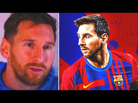 MESSI is coming back to BARCELONA and here's why!