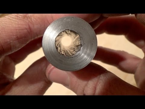Making a Rifled Barrel without Machine Tools (TIS081)