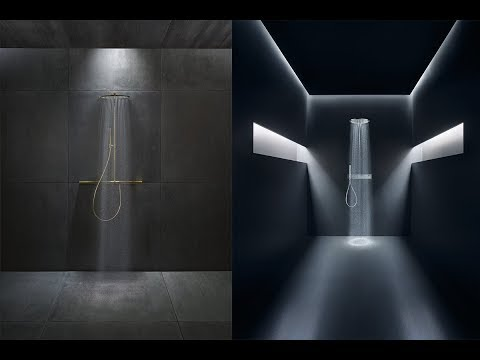 Axor launches its new shower and faucet range in Dubai