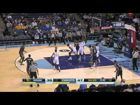 Indiana Pacers vs Charlotte Bobcats | March 5, 2014 | NBA 2013-14 Season