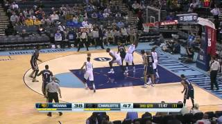 Indiana Pacers vs Charlotte Bobcats | March 5, 2014 | NBA 2013-14 Season